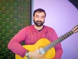 Davy Nagy Guitar Lessons Toronto