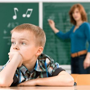 ADHD ADD Music Lessons Children Kids