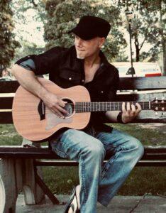 Andrew Fetterley Guitar Bass Mandolin Ukulele Percussion Songwriter Singer Entertainer Producer Lessons Toronto