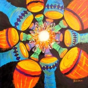 Drum Circle Healing