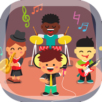 Junior Jam Group Music Lessons for Older Kids and Tweens