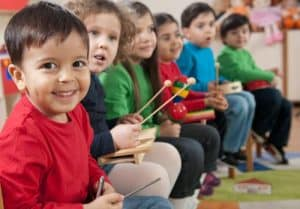 Kids Group Music Class