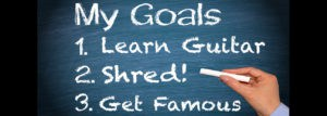 Learning Music Goals Resolutions