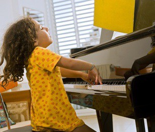 Music Lessons Benefits Kids Children Toronto