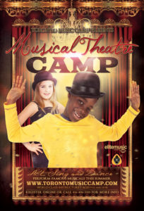 Musical Theatre Summer Camp Toronto Singing Lessons