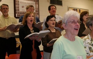 Singing Choir Chorus Toronto
