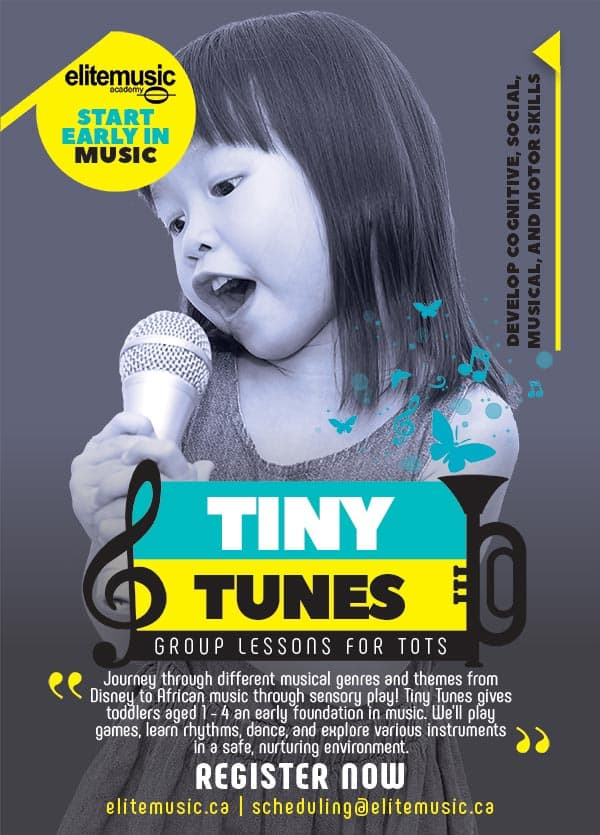 Tiny Tunes Music Lessons Toddlers Kindermusik