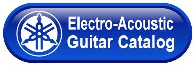 Yamaha Electric Electro Acoustic Guitars Toronto